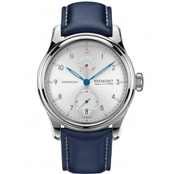 Bremont SUPERSONIC Steel Limited Edition Strap Watch SUPERSONIC RS