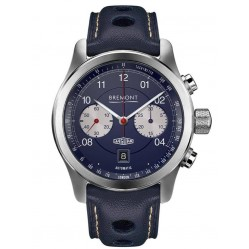 Bremont JAGUAR D-Type Limited Edition Strap Watch D-TYPE-BLK