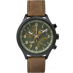 Timex Intelligent Quartz Mens Fly Back Watch T2P381