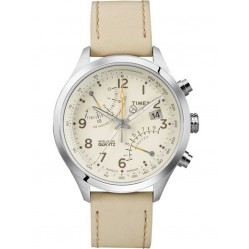 Timex Intelligent Quartz Mens Fly Back Watch T2P382