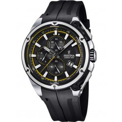 Festina Mens Chronobike Rubber Watch F16882/7