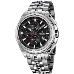 Festina Mens Chronobike 2015 Bracelet Watch F16881/4