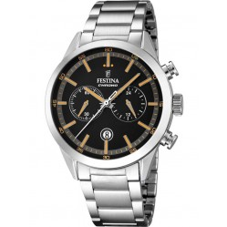 Festina Mens Bracelet Watch F16826/4