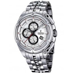 Festina Mens Chronobike 2015 Bracelet Watch F16881/1