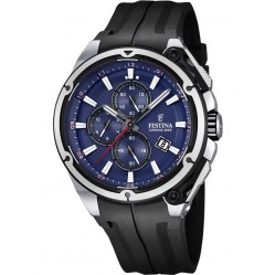 Festina Mens Chronobike 2015 Strap Watch F16882/2