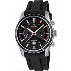 Festina Mens Racing 2015 Strap Watch F16874/I
