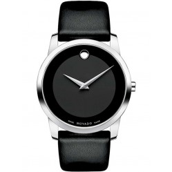 Movado Mens Museum Black Watch 0606502