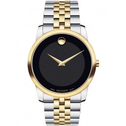 Movado Mens Museum Black Watch 0606899