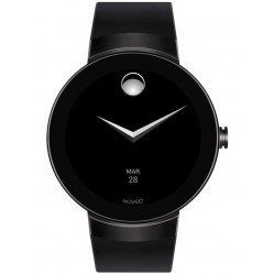 Movado Connect Black Smartwatch 3660018