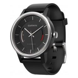 Garmin Vivomove Sport Black Strap Watch 010-01597-00