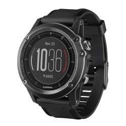 Garmin Fenix 3 Black Strap Watch 010-01338-71