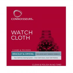 Connoisseurs Watch Cloth CONN784