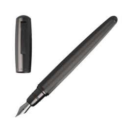 BOSS Pure Dark Chrome Fountain Pen HSY6032