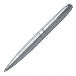 Hugo Boss Stripe Chrome Ballpoint Pen HSH6624B