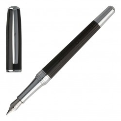 BOSS Essential Striped Fountain Pen HSV5762