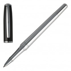 Hugo Boss Essential Black Rollerball Pen HSN5565