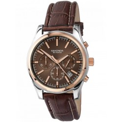 Sekonda Mens Chronograph Watch 3485