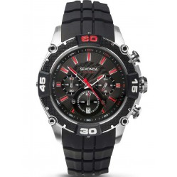 Sekonda Mens Chronograph Strap Watch 3489
