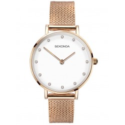 Sekonda Ladies Mesh Bracelet Watch 40027