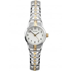 Sekonda Ladies White Dial Watch 4091