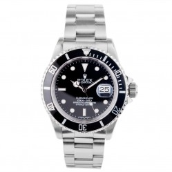 Pre-Owned Rolex Mens Oyster Perpetual Submariner Watch 4118015