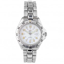 Pre-Owned Breitling Mens Colt Bracelet Watch 4118034