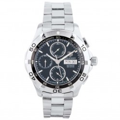 Pre-Owned TAG Heuer Mens Aquaracer Chronograph Watch 4118038