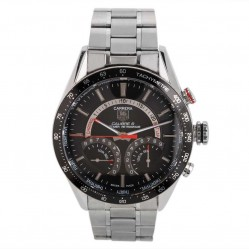 Pre-Owned TAG Heuer Mens Carrera Calibre S Watch 4118101