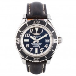 Pre-Owned Breitling Mens Superocean 42 Strap Watch 4118111