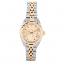 Pre-Owned Rolex Ladies Oyster Perpetual Datejust Watch 4118169