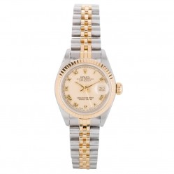Rolex Ladies Oyster Perpetual Datejust Watch 69173 - Year 1990