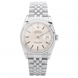 Pre-Owned Rolex Mens Oyster Perpetual Datejust Watch 4118181