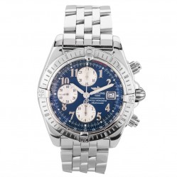 Pre-Owned Breitling Mens Chronomat 44 Watch 4118182