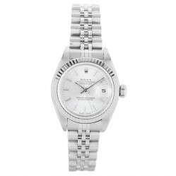 Pre-Owned Rolex Ladies Oyster Perpetual Datejust Watch 4118183