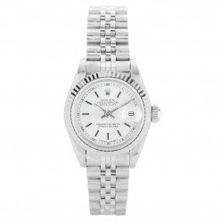 Pre-Owned Rolex Ladies Oyster Perpetual Datejust Watch 4118185