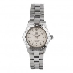 Pre-Owned TAG Heuer Ladies Aquaracer Pearl Dial Watch 4118199