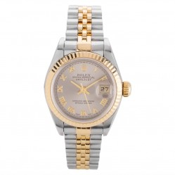 Rolex Ladies Oyster Perpetual Datejust Watch 4118202