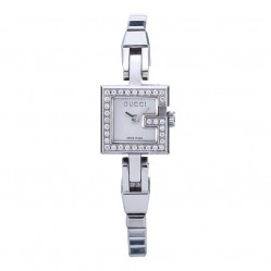 Pre-Owned Gucci Ladies G Mini Diamond Set Watch 4410043