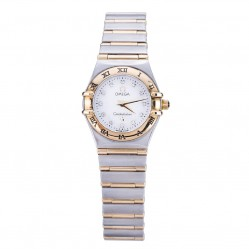 Pre-Owned Omega Constellation Diamond Dot Watch 4406014