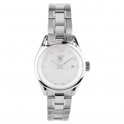 Pre-Owned TAG Heuer Ladies Carrera Diamond Set Watch 4181798