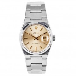 Pre-Owned Rolex Mens Oysterquartz Datejust Watch 4181817