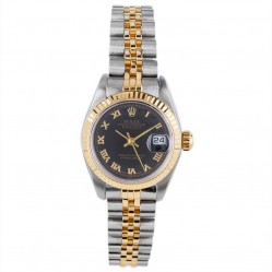 Pre-Owned Rolex Ladies Oyster Perpetual Datjust Watch 4181907