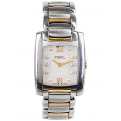 Pre-Owned Ebel Brasilia Diamond Set Watch 4181982