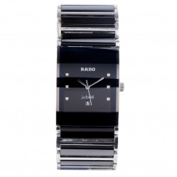 Pre-Owned Rado Mens Jubilee Dia Star Ceramic Watch 4181985