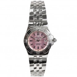 Pre-Owned Breitling Ladies Starliner Watch 4181987