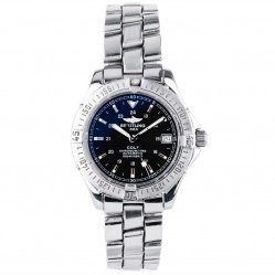 Pre-Owned Breitling Mens Colt Bracelet Watch 4181996