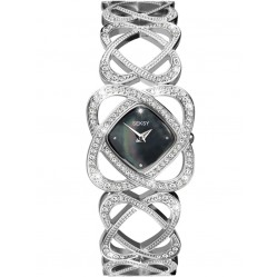 Sekonda Ladies Crystal Hearts Bracelet Watch 4110