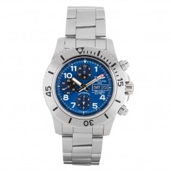 Pre-Owned Breitling Mens Superocean Steelfish Watch A13341C3-C893 162A