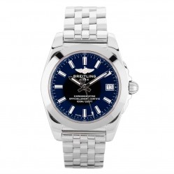 Pre-Owned Breitling Galactic 36 Watch W7433012/BE08 376A