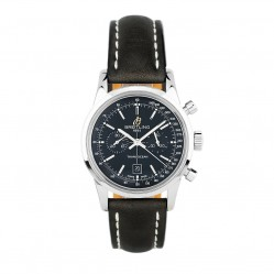 Pre-Owned Breitling Mens Transocean 38 Watch 4218044